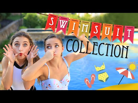 Summer Swimsuit Collection   Brooklyn and Bailey