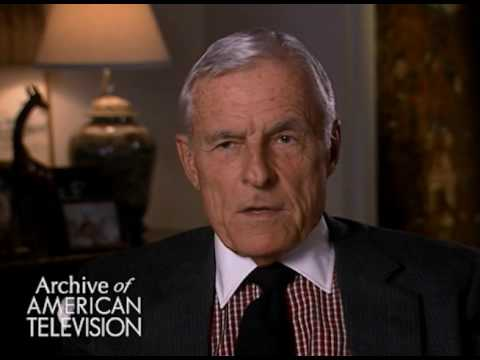 Grant Tinker on getting hired at Universal - EMMYTVLEGENDS.ORG