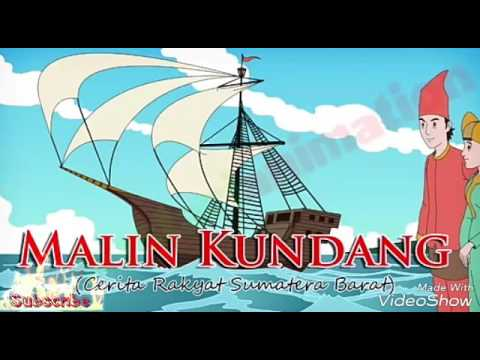 Kartun Malin Kundang Cerita Rakyat Indonesia Youtube
