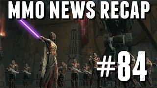 MMO Weekly News Recap #84 | Free SWTOR Expansion, TERA SEA and More