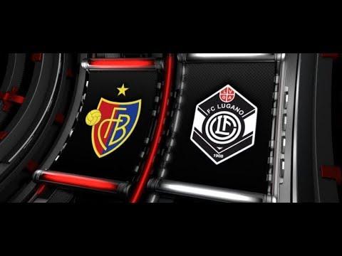 FC Basel 1893 - FC Lugano  [FIFA 18] Raiffeisen Super League 20e Journée 2017-18