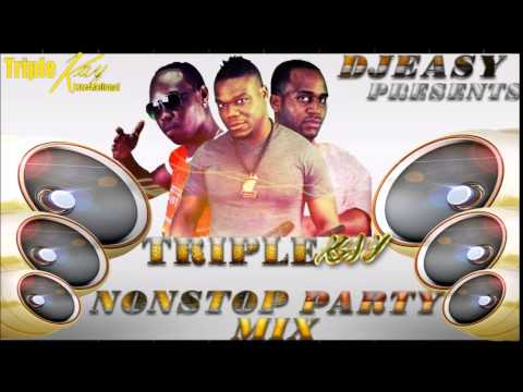 Triple Kay International  NonStop Party Mix by djeasy