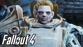 POWER ARMOR + DEATHCLAW - Fallout 4 Part 3