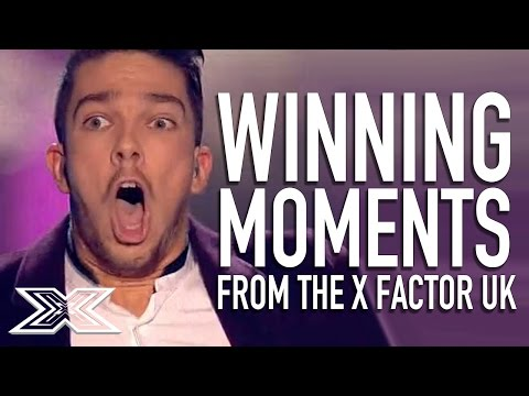 Winning Moments from X Factor UK 2004 - 2016 | X Factor Global