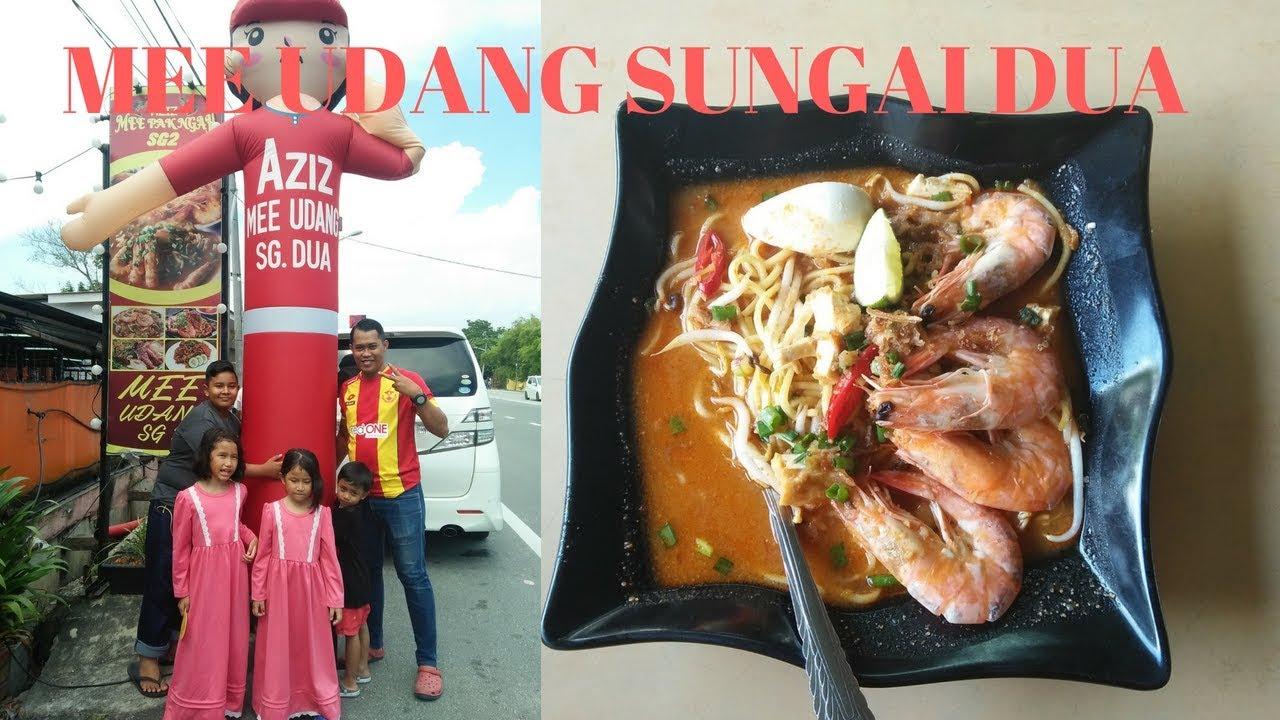 Mee Udang Sungai Dua Pulau Pinang