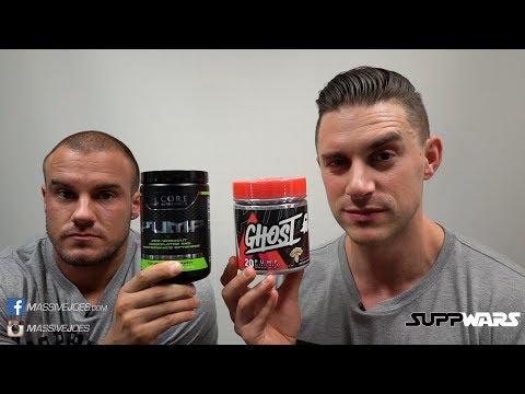 Ghost Pump v Core Pump | SUPPWARS