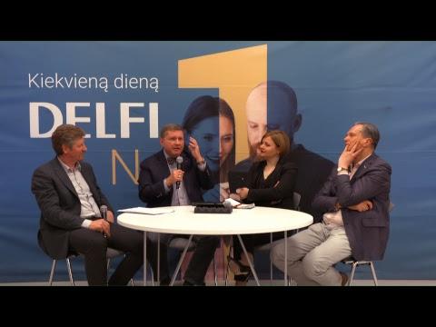 Diskusija gyvai: įsikišimas į rinkimus: buvo, yra, bus?