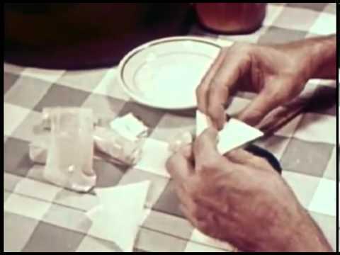 Subject_ Narcotics - Police Orientation - Drug Addiction Training Video (1951)