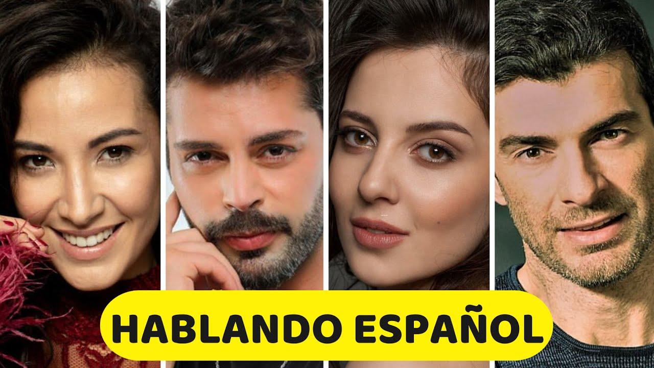 6 Actores de Omer envían saludos en español a Colombia, México, Argentina y Perú Omer Sueños Robados