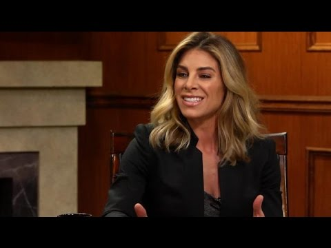 """Jillian Michaels: I Was Misquoted About Gay Not Being """"Normal""""   Larry King Now   Ora.TV"""