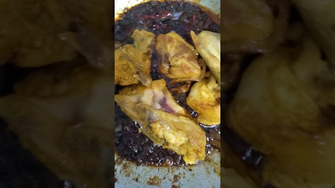 Resepi Daging Masak Hitam Berempah Che Nom - Ayam Masak Serai Che Nom - hybrid art / Sedap kalau