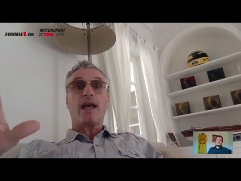 A drink with Eddie Irvine, Episode #1 (uncut version at Motorsport-Total.com)