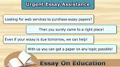 importance of education essay for students  1 09