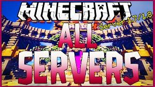 DIVULGAÇÃO DE SERVER 1.7 / 1.8 All Servers - Ep.390 ( ONLINE )