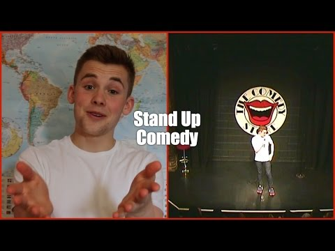 My Stand Up Comedy!