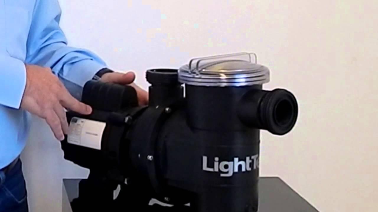 Moto bomba para piscinas light tech fabricante youtube - Fabricante de piscinas ...