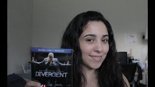 Divergent DVD (Target/Best Buy)
