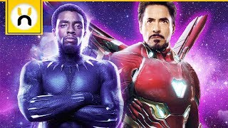 Will Tony Stark Have A Vibranium Suit For Avengers 4?
