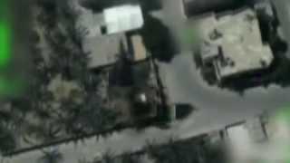 """מבצע """"צוק איתן"""": תקיפות חיל האוויר"""