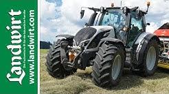 Valtra N154 im Test | landwirt.com