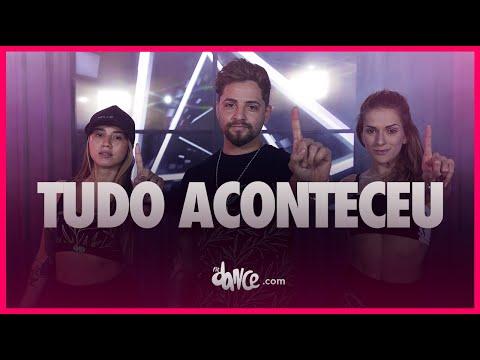 Tudo Aconteceu - MC DuBlack Delacruz FitDance TV   FiqueEmCasa e Dance Comigo