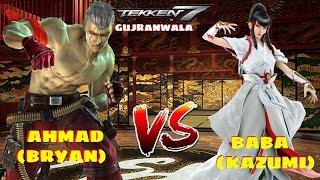 Video TEKKEN 7 Ahmad (Bryan) VS Baba (Kazumi) download MP3, 3GP, MP4, WEBM, AVI, FLV September 2018