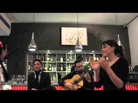 Vino Mio, Flamenco show