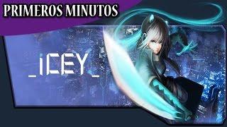 ICEY - Primeros minutos / Gameplay en Español (PC) La mezcla perfecta entre Strider y Devil May Cry
