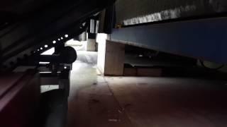 HGV Reverse and Side Camera Installation- Scania Rigid