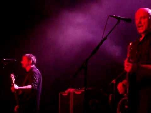 THE STRANGLERS @ LESSINES -31-03-12- SHUT UP