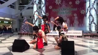 2013年11月10日(日)@池袋サンシャインシティ噴水広場 怪傑!トロピカル...
