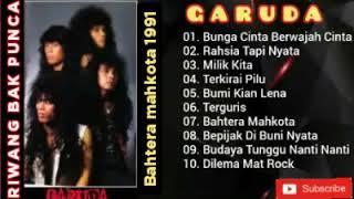 GARUDA - BAHTERA MAHKOTA 1991    Full Album Lagu Slow Rock Malaysia