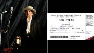 Bob Dylan - Workingman's Blues #2 (Aarhus 2014)