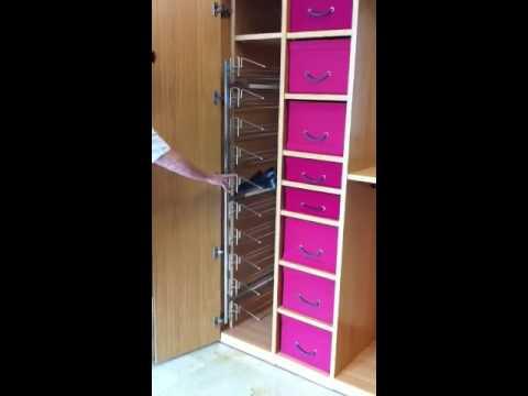 Armario Extraible Casas De Muebles En Madrid