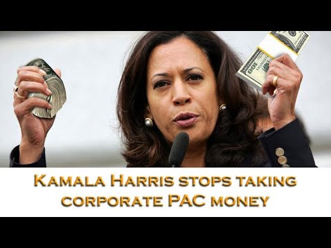 Kamala Harris' decision to stop taking corporate PAC money is not all it seems