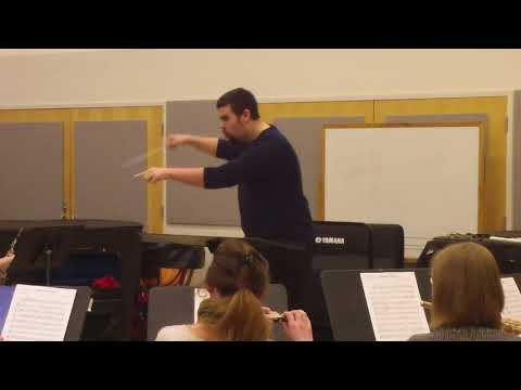 Dedicatory Overture - Clifton Williams