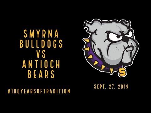 Smyrna Vs Antioch - Game 6  2019