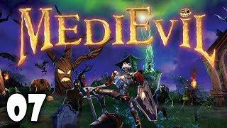 Królowa Mrówek #7 MediEvil PS4 | PL | Gameplay | Zagrajmy w