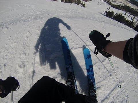 GoPro Skiing Utah - Daybreak (GoPro HERO 3 Edit) - OVERWERK