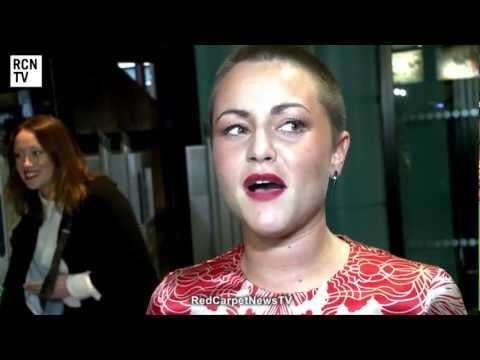 Jamie Winstone   Elfie Hopkins World Premiere