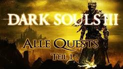Dark Souls 3 | Quest-Guide Teil 1