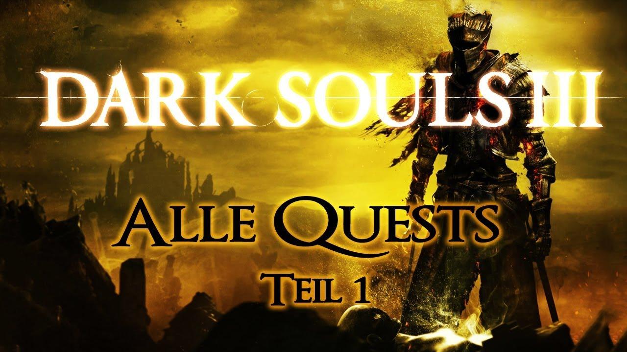 Dark Souls 3 Zwiebelritter Quest