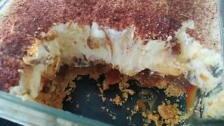 Torta Banoffee Pie – Pastel de Banoffee