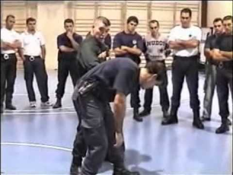 manual de defensa personal policial pdf