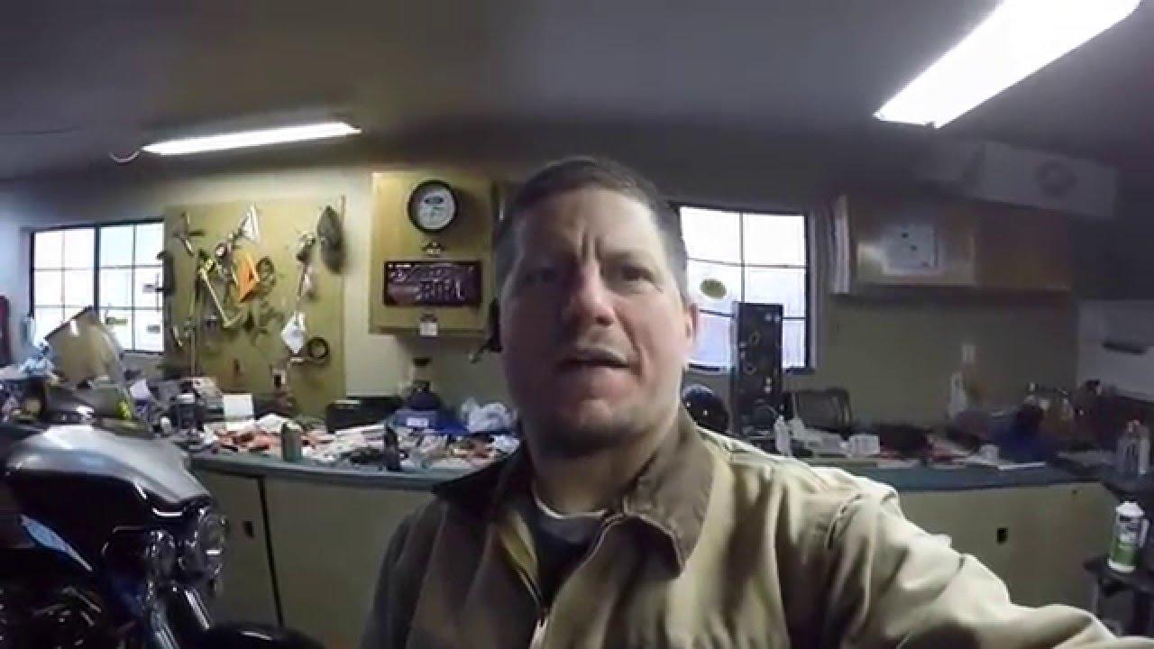 Harley Twin Cam rocker shaft stabilizers (fix that Twin Cam tick)