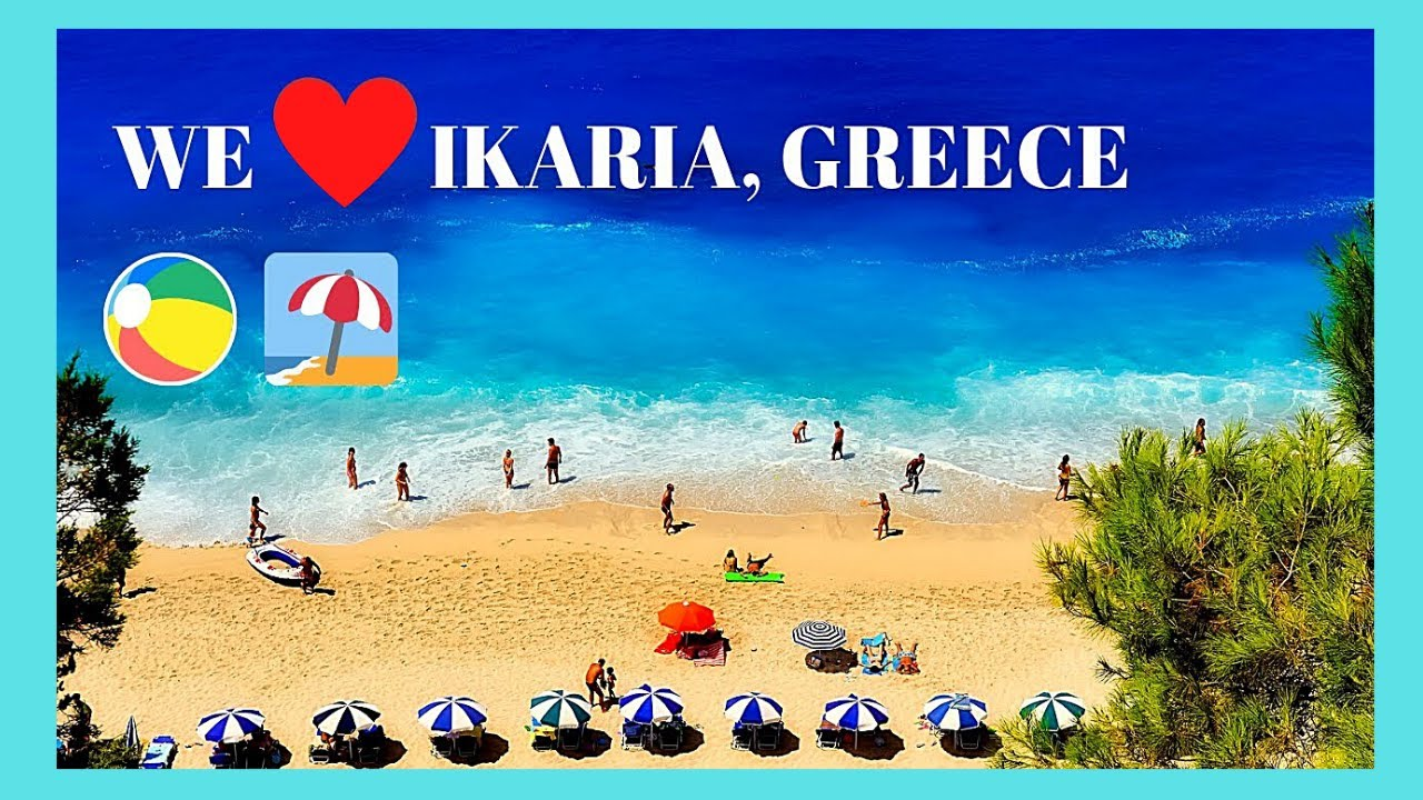 The Best Attractions In Ikaria   DestiMap   Destinations On Map