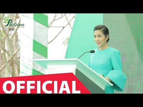 TĂNG THANH HÀ làm đại sứ PHỐ ĐÔNG Village