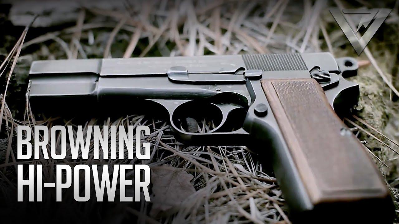 Browning Hi-Power Breakdown - YouTube