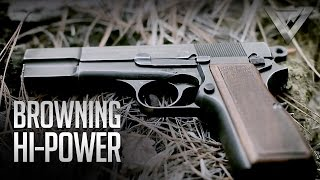 Browning Hi-Power Breakdown