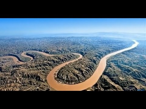 The Yellow River in Bird's Eye View - 鳥瞰黄河